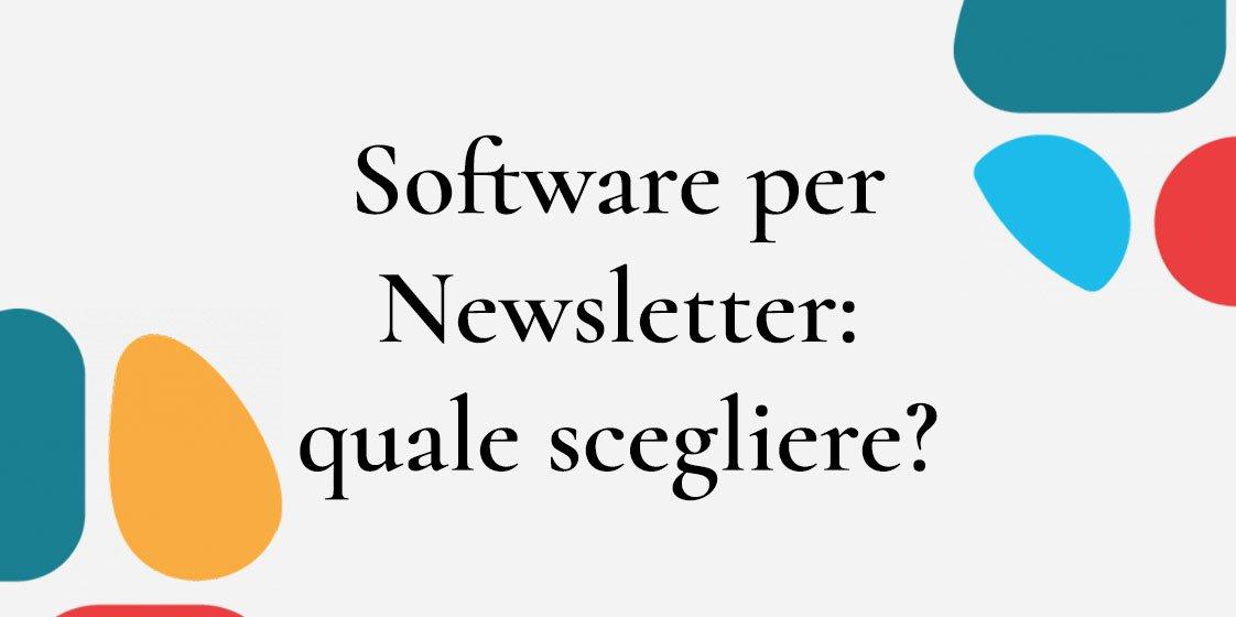 Software per newsletter: quale scegliere