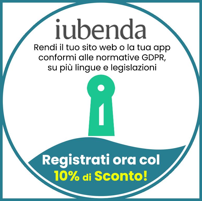 Privacy sito web iubenda