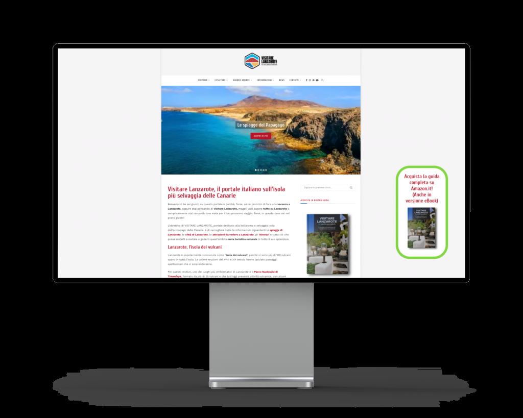 creazione sito web blog di settore