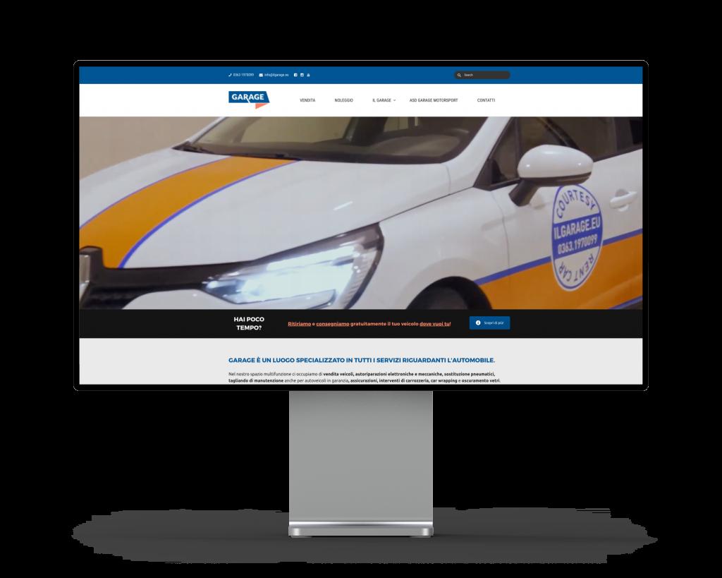 sito web per concessionari auto